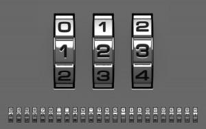 Как Поменять Код на Кодовом Замке Чемодана — пошаговая технология с фото