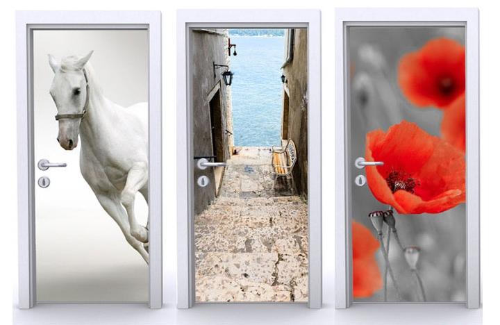 Как Правильно Клеить Самоклеющуюся Пленку на Двери — фото и дизайн интерьера