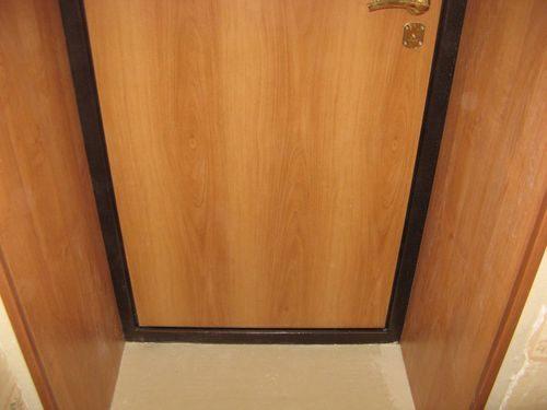 Как Сделать Откосы Входной Двери из Мдф — расчеты и монтаж