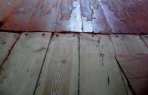 Как Убрать Старую Краску с Деревянного Пола — этапы и методика