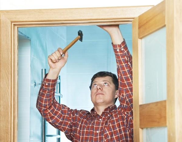Как Установить Дверь в Ванную Своими Руками — расчеты и монтаж