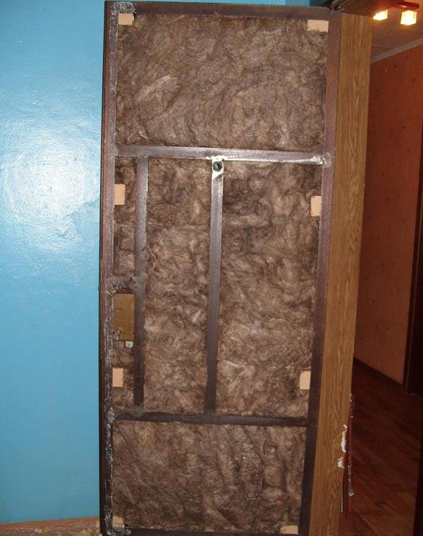 Можно ли Заменить Внутреннюю Обшивку Входной Двери — пошаговая технология с фото