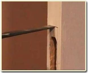 Врезать Замок в Деревянную Дверь Своими Руками — расчеты и монтаж