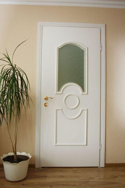 Входная Дверь из Пластика в Частный Дом — фото и дизайн интерьера