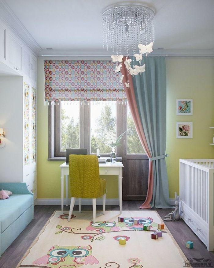 Дизайн Штор для Окна с Балконной Дверью — пошаговая инструкция с фото