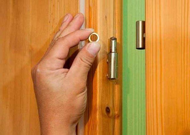 Как Открыть Замок Межкомнатной Двери Без Ключа — пошаговая инструкция с фото