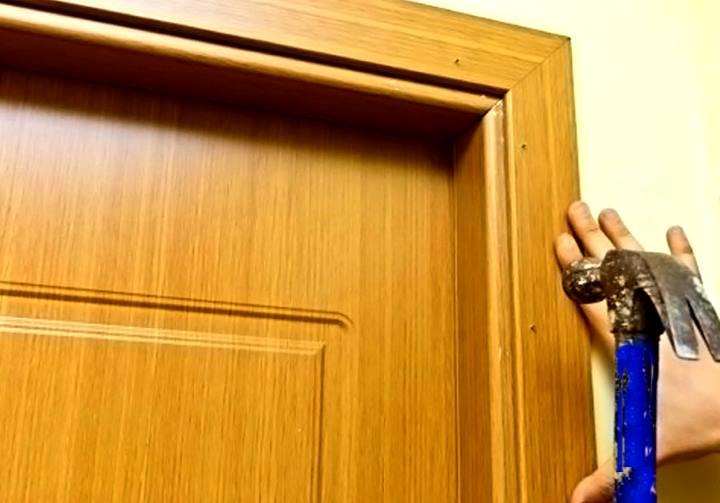 Как Установить Наличники на Дверь Своими Руками — расчеты и монтаж