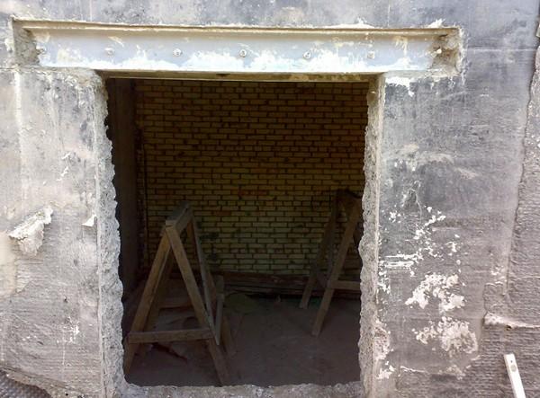 Можно ли Делать Проем в Несущей Стене — пошаговое фото для начинающих