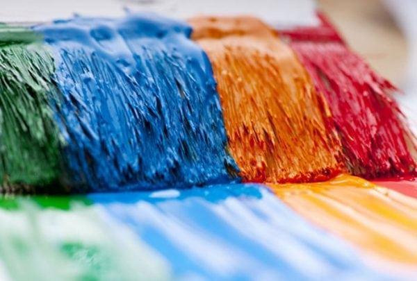 Можно ли Красить Акриловой Краской По Эмали — просто о сложном