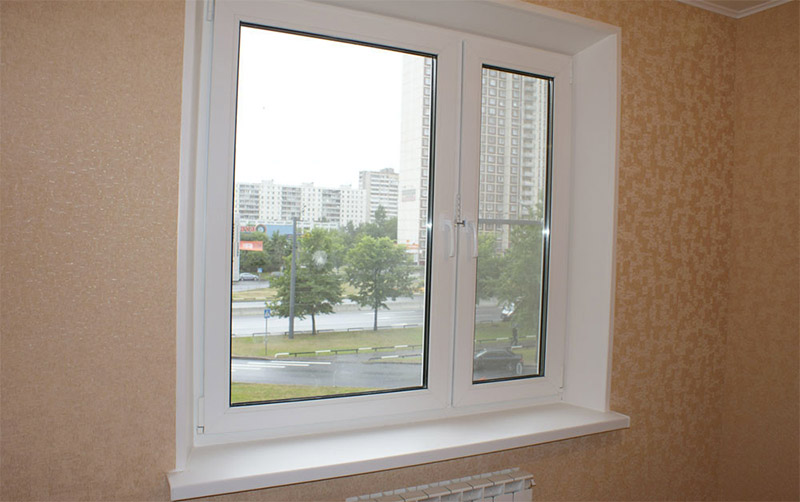 Откосы на Окна из Пластика Своими Руками — расчеты и монтаж