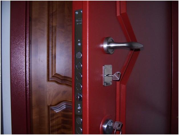 Установить Вторую Входную Дверь в Квартире Изнутри — пошаговая технология с фото
