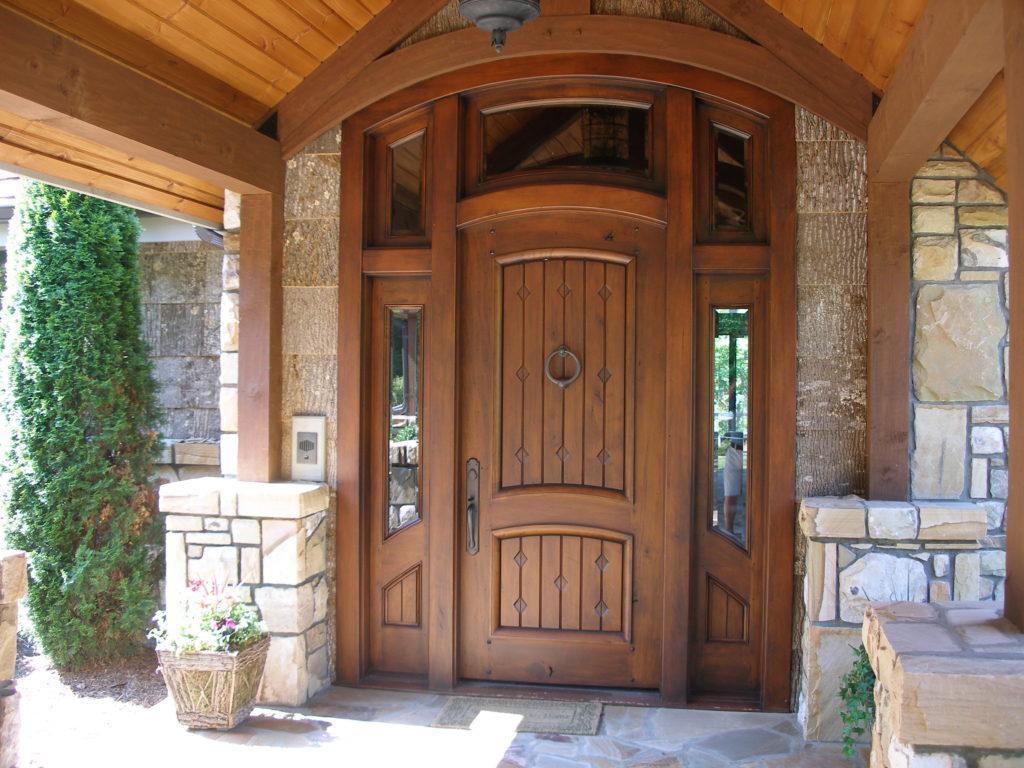 Входная Дверь в Частный Дом Какую Выбрать — пошаговая технология с фото
