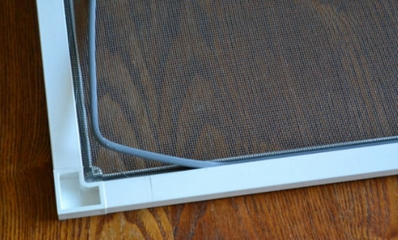 Как Отремонтировать Москитную Сетку на Пластиковом Окне - схемы, как сделать