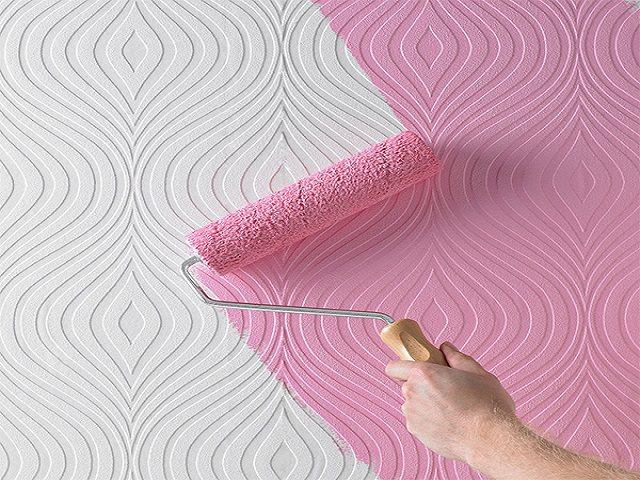 Как Покрасить Стены в Квартире Вместо Обоев - быстро и легко