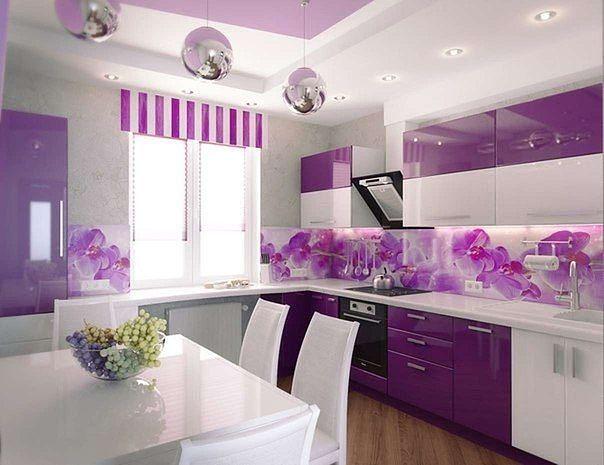 Оформление Окна на Кухне в Современном Стиле - схемы, как сделать