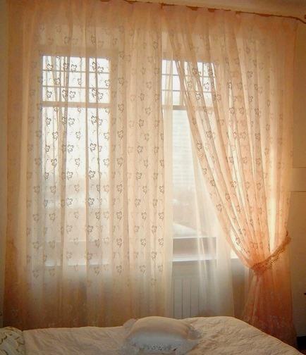 Оформление Окна в Спальне в Современном Стиле - делаем правильно