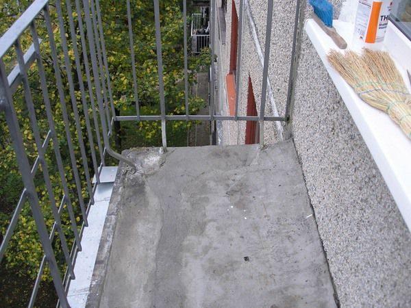 Пол на Балконе из Чего Сделать Лучше - практические советы