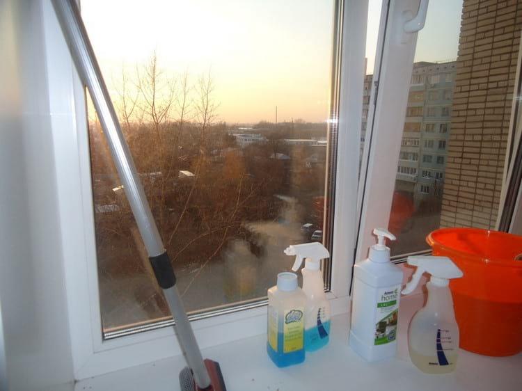 Помыть Окна без Разводов в Домашних Условиях - методы