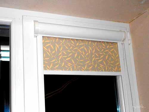 Рулонные Шторы на Пластиковые Окна без Сверления - советы