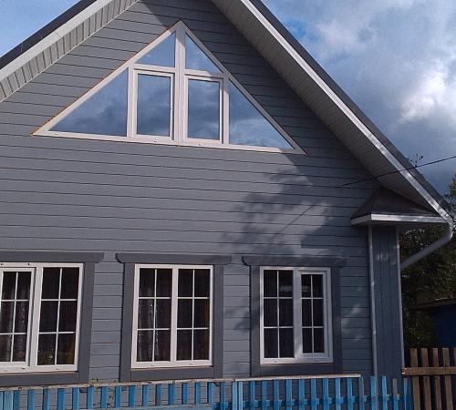 Шторы на Нестандартные Окна в Загородном Доме - советы