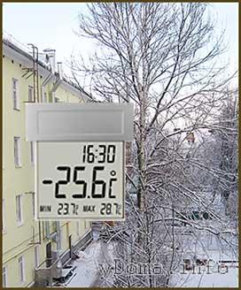 Термометр для Измерения Температуры Воздуха на Улице - делаем правильно