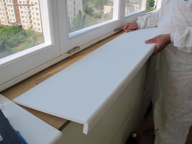 Установка Подоконника на Пластиковые Окна Своими Руками - советы