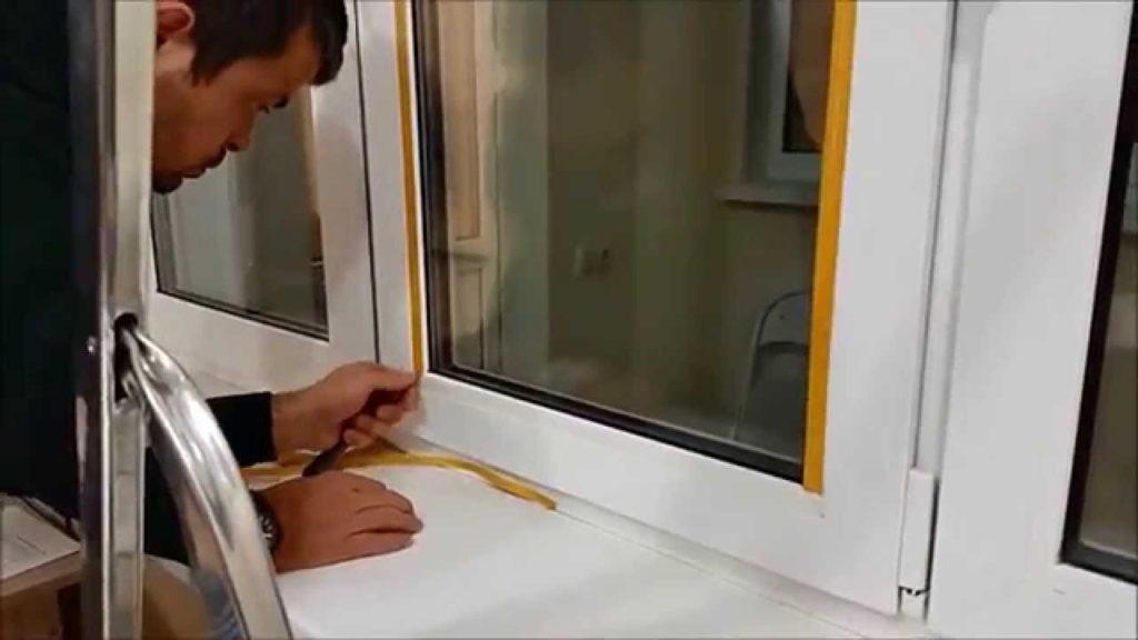 Утеплить Пластиковые Окна на Зиму Своими Руками - методы