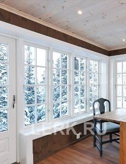 Высота Окна от Пола в Частном Доме - методы