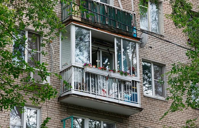 Можно ли Увеличить Балкон в Многоквартирном Доме - быстро и легко