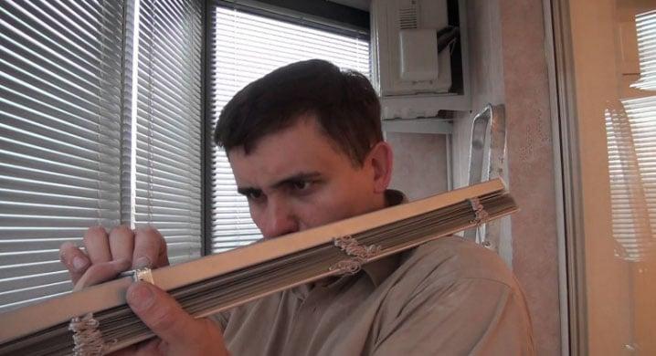 Шторы Плиссе на Пластиковые Окна Своими Руками - методы