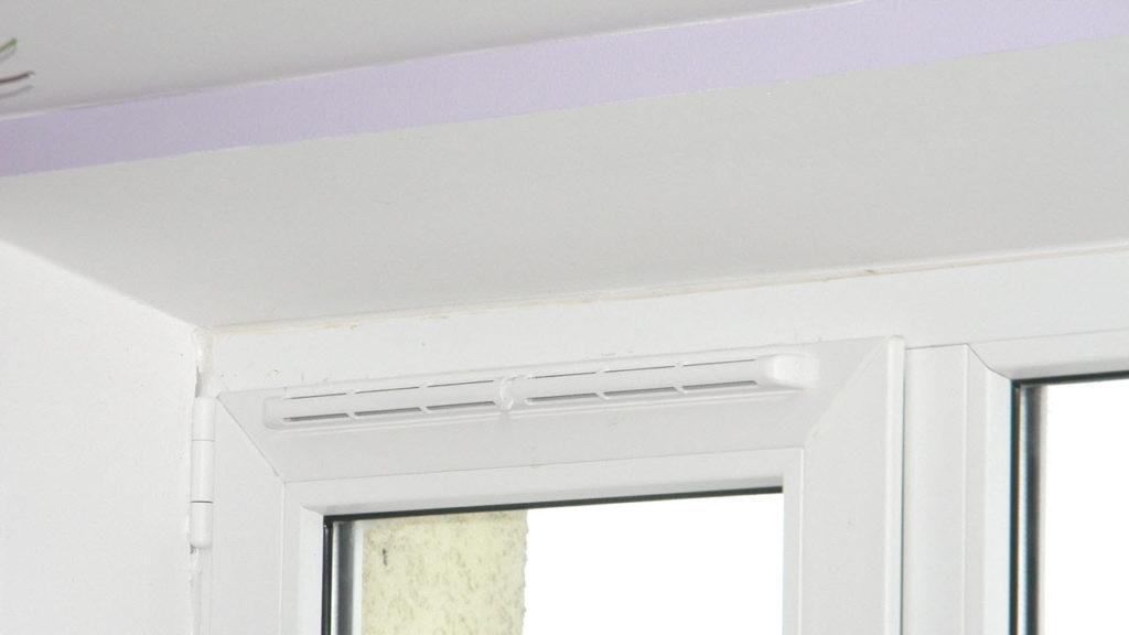 Установка Клапанов на Окна для Приточной Вентиляции - советы