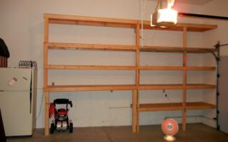 Обустройство гаража; советы по выбору материалов, варианты постройки и дизайна (85 фото)