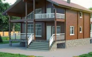 Проект дома 8х10, 10х10, 10х12: особенности и варианты планировки