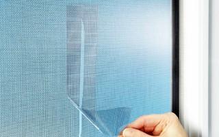Как Отремонтировать Москитную Сетку на Пластиковом Окне — схемы, как сделать