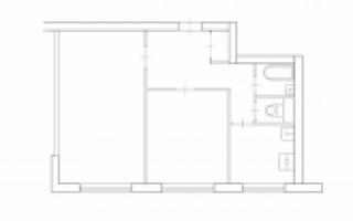 Серия II-49- планировки квартир