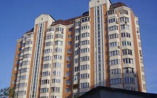 Поэтажный план квартир П44Т