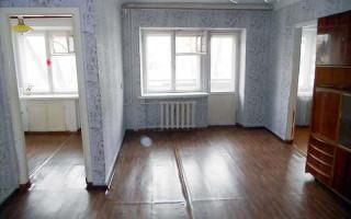 Выбираем вариант перепланировки 2 комнатной хрущевки