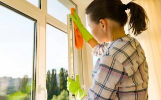 Помыть Окна без Разводов в Домашних Условиях — методы