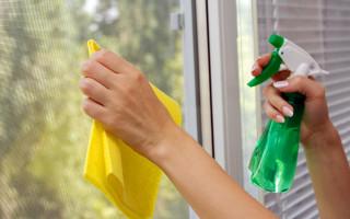 Чем Помыть Пластиковые Окна в Домашних Условиях — практические советы