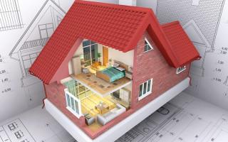 Проект и планировка дома 8 на 8 метров с мансардой