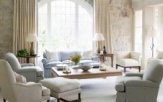 Шторы на Нестандартные Окна в Загородном Доме — советы