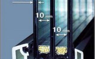 Как Определить Сколько Камер в Пластиковом Окне — схемы, как сделать