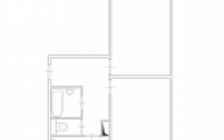Планировка квартир в доме п44т с размерами