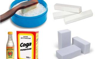 Чем Отбелить Пожелтевший Пластик в Домашних Условиях — быстро и легко