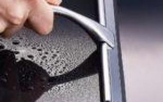 Как Помыть Раздвижные Окна на Балконе Снаружи — практические советы