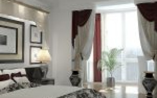 Оформление Окна в Спальне в Современном Стиле — делаем правильно