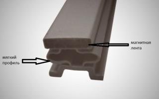 Как Выбрать Уплотнитель для Входной Металлической Двери — виды и этапы