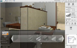 Планировка ванной комнаты онлайн леруа мерлен