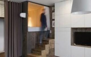 Особенности дизайна однокомнатной квартиры площадью 35 кв