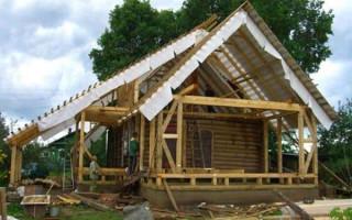Планировка деревенского дома: проекты и варианты, внутренний интерьер